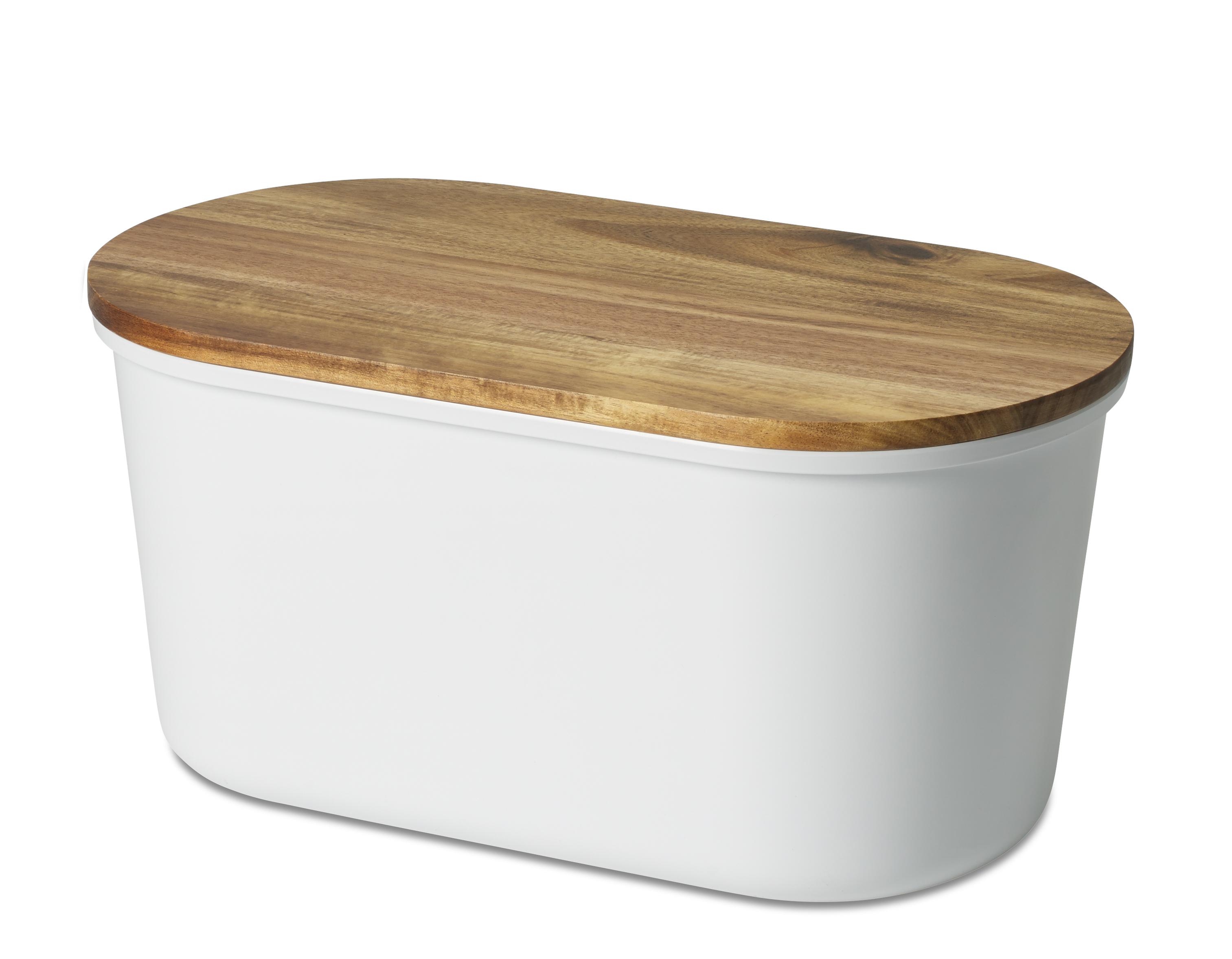 brotbox wei echtwerk. Black Bedroom Furniture Sets. Home Design Ideas